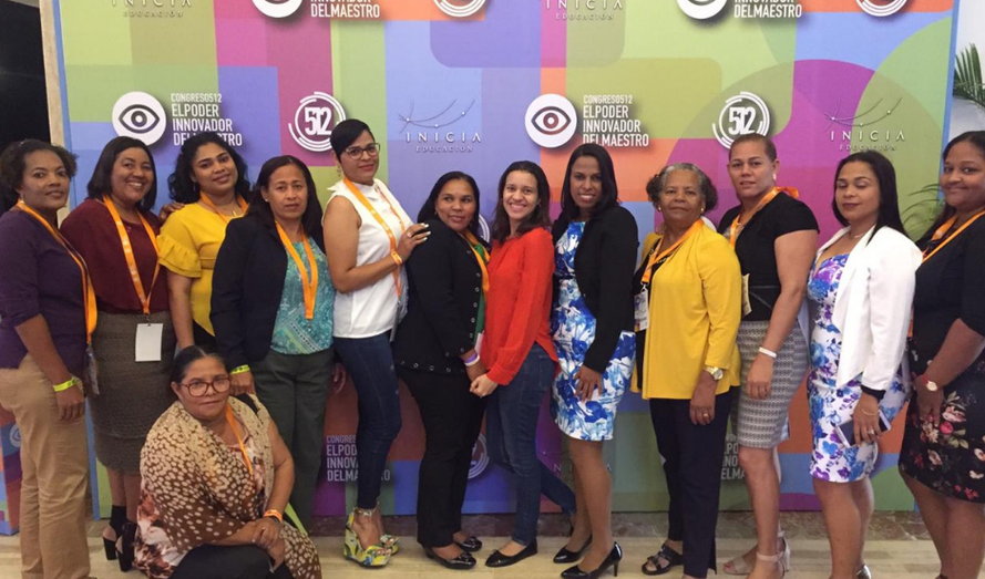 "Teachers of Miches Participated in 512 Congress: ""The Innovative Power of the Teacher"" 2019"